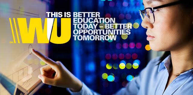 Western Union Foundation Global Scholarship 2018