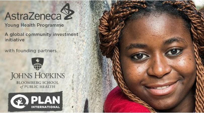 Stipendium des AstraZeneca Young Health Program